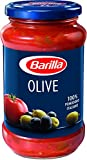 Barilla Pastasauce Olive – Sauce mit Oliven 1 Glas