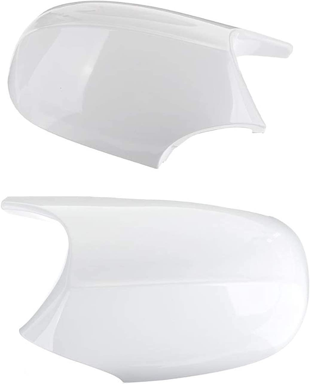 1 Pair Carbon Fiber Door Mirror 4 years warranty Covers Free shipping New E91 for E90 E92 Caps BMW