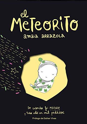 El meteorito: De cuando fui madre y todo voló en mil pedazos (Ilustración)