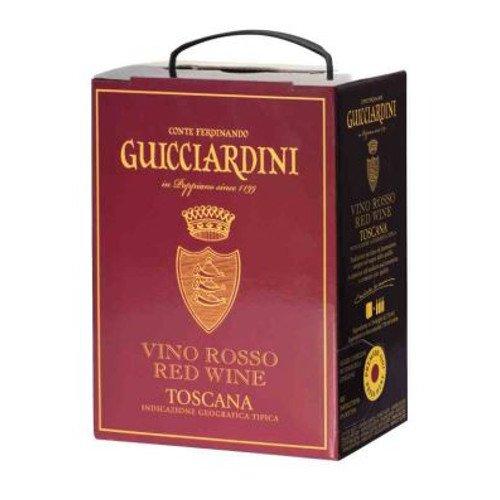 Toskanischer Rotwein Bag In Box Conte Ferdinando Guicciardini (1 Bag In Box 10 liters)
