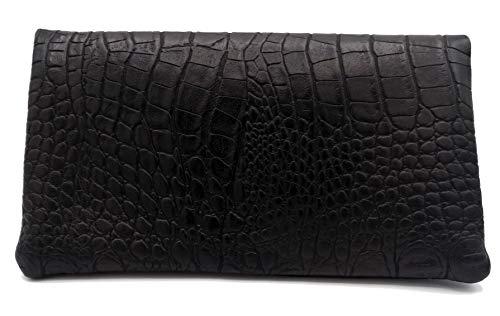 Plan B, Pitillera Tabaco de Liar, Yolo Black Snake, 16 x 8,5 cm, 50 g, con Bolsa Interior Goma Eva, Negro