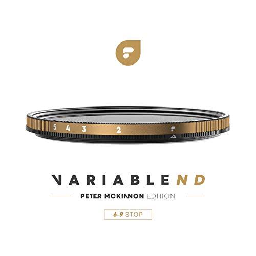 Polar Pro Filtre ND Variable 77 mm (6 à 9 arrêts) – Peter McKinnon Edition 77-6/9-VND