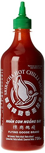 Flying Goose Sauce Piment Sriracha - 730 ml