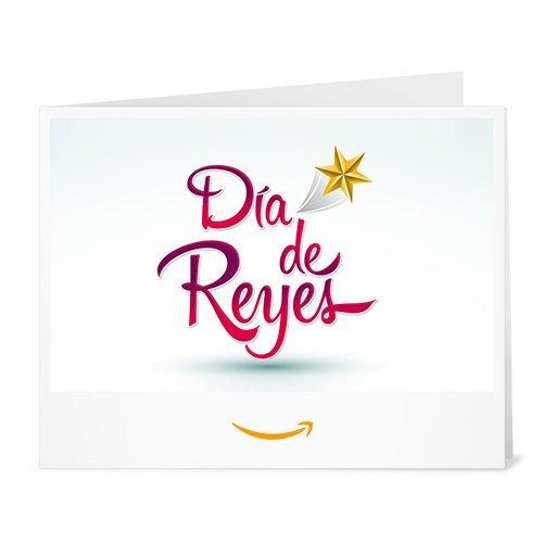 Cheque Regalo de Amazon.es - Imprimir - Dia de Reyes