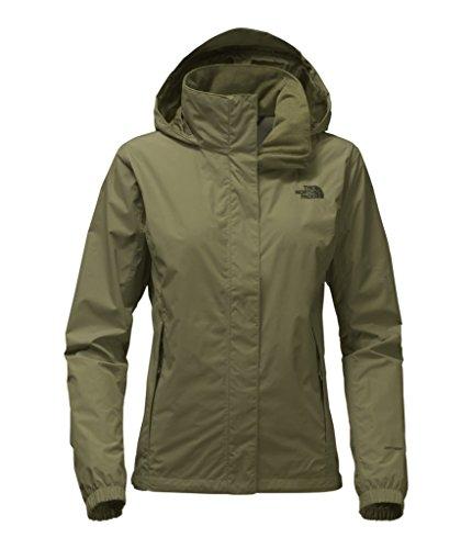 North Face W Resolve 2 Jacket – Veste Femme L Vert