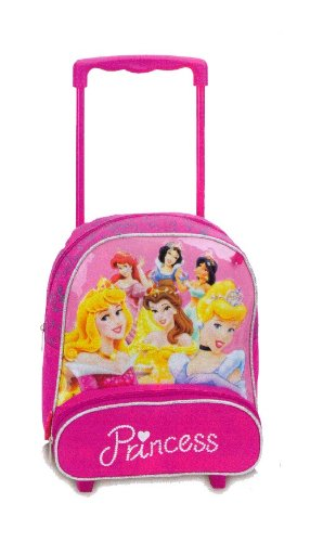 Disney koffer Princess, 26 cm, roze, 20156-2200