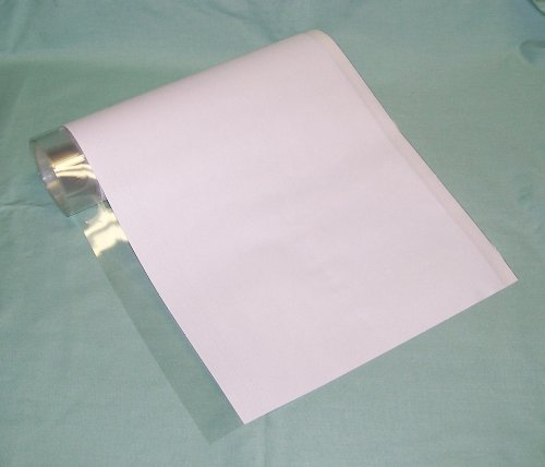 10 /& 12 2 10 yard rolls Brodart Just-a-Fold III Archival Book Jacket Covers COMBO PACK