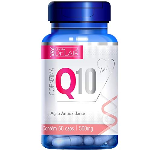 Coenzima Q10 Dr. Lair 60 cápsulas Upnutri