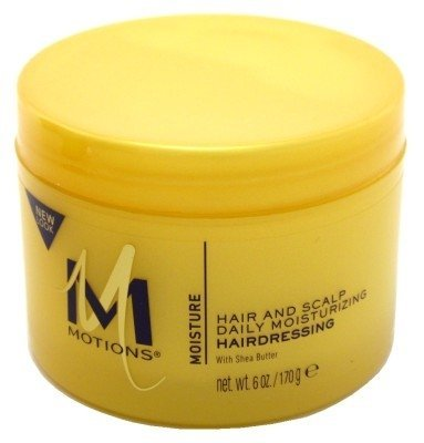 Motions Hair & Scalp 6 oz. Daily Moisturizing Hairdressing (Pack of 3) by Motions