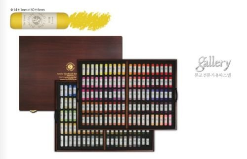 Mungyo Professional Gallery Handmade Soft Pastel 200 Colors