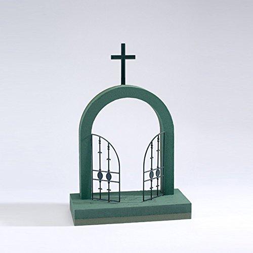 OASIS® Cadre en Mousse Les Portes du Paradis (Livréà Plat pour Auto-assemblage)