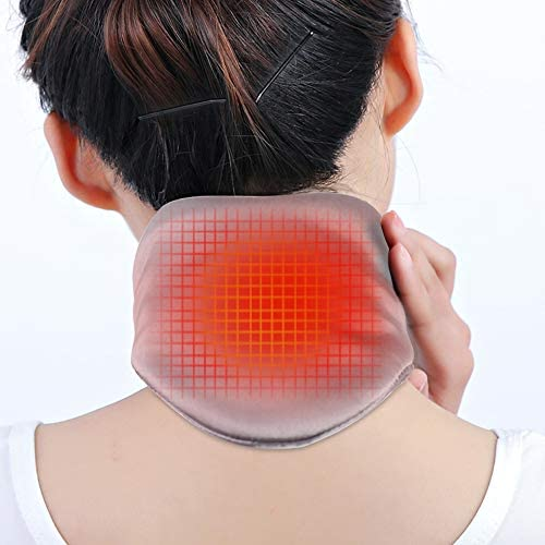 Neck Heating Pad USB Heated Neck Wrap for Pain Relief 3 Adjustable Temperature Electric Thermal product image