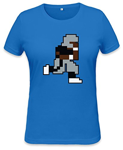 Football Player Womens T-shirt Small