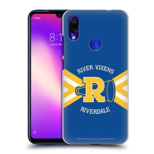 Head Case Designs Licenciado Oficialmente Riverdale River Vixens Uniforme Arte Gráfico Carcasa rígida Compatible con Xiaomi Redmi Note 7/7 Pro