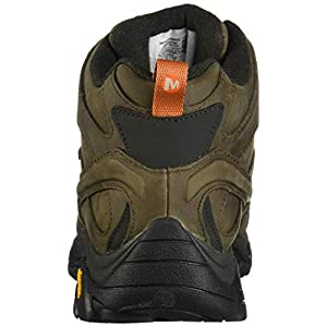 Merrell Men's Moab 2 Prime MID Waterproof Hiking Boot, Canteen, 15