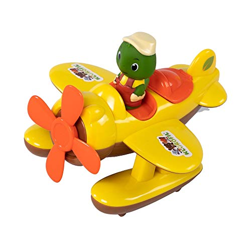 Fat Brain Toys Timber Tots Seaplane Imaginative Play for Ages 2 to 6