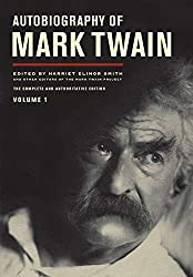 Autobiography of Mark Twain book