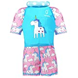 Product Image of the Gogokids Baby Boys Girls Float Suit Swimsuit Toddler Kids Buoyancy Swimwear 1-7...