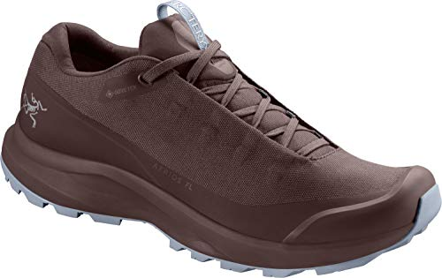Arc'teryx Aerios FL GTX Shoe Women's | Gore-Tex Hiking Shoe | Saskajam/Aeroscene, 7.5