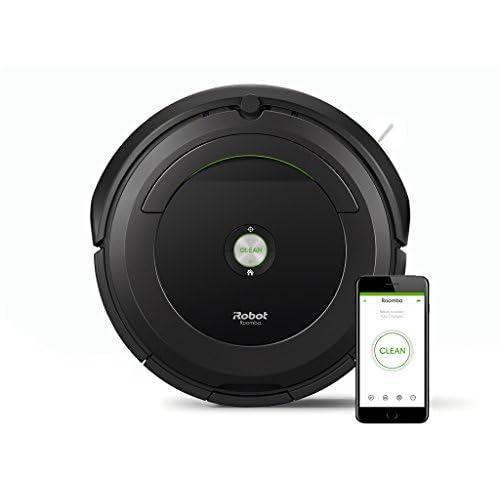 iRobot Roomba 696 aspirapolvere robot Nero