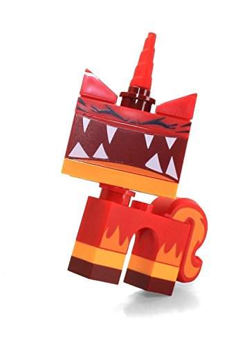 LEGO The Movie Loose Super Angry Unikitty Minifigure