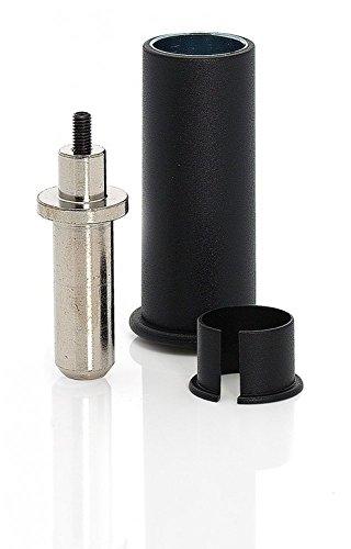 XLC Unisex– Erwachsene Steuersatz-Einschlagwerkzeug TO-S24, Schwarz, One Size