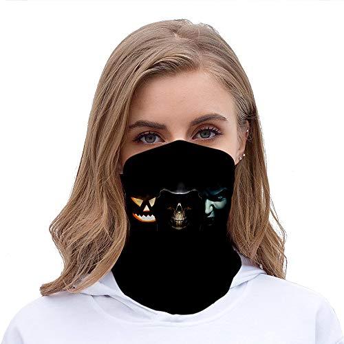 Dong Máscara De Montar Multifuncional De Tres Piezas Turbante Señoras Pañuelos En La Cabeza Protección UV
