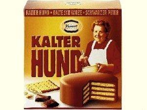 Kalter Hund + Kalte Schnauze Kekstorte ++ DAS Ostprodukte Geschenk
