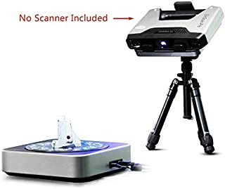 EinScan-Pro Industrial Pack (Tripod and Turnable) for EinScan Pro and EinScan Pro Plus Handheld 3D Scanner for High Accuracy Auto Scan and Fixed Scan Modes