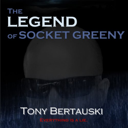 The Legend of Socket Greeny audiobook cover art