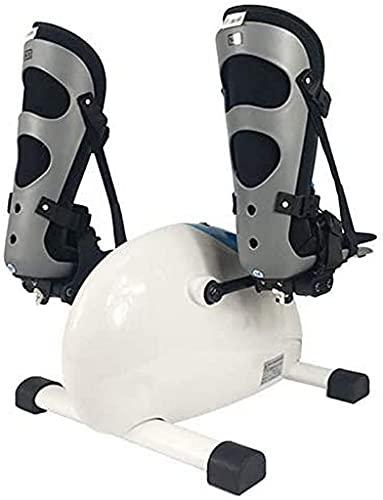 NBLD Bicicleta estática Mini Ciclo magnético Ejercitador de Pedales Hogar de Oficina Debajo de la Bicicleta de Escritorio