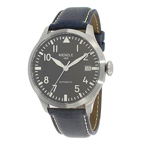 KIENZLE Uhr Selitta SW400 Analog mit Leder Armband K17-00302