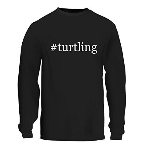 #Turtling - A Nice Hashtag Men's Long Sleeve...