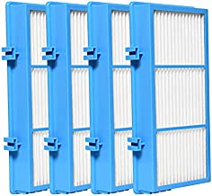 Gonioa 4pcs Replacement HEPA Filters with Holmes AER1 Total Air Filter, HAPF30AT for Purifier HAP242-NUC