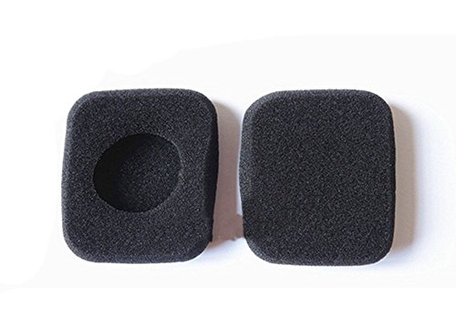 VEVER Replacement Sponge Earpads Ear Pads PAD Cushion for B&O Bang & Olufsen Form 2i beo Square Headset LC8200 Bluetooth Headphone (with VEVER Logo Package)