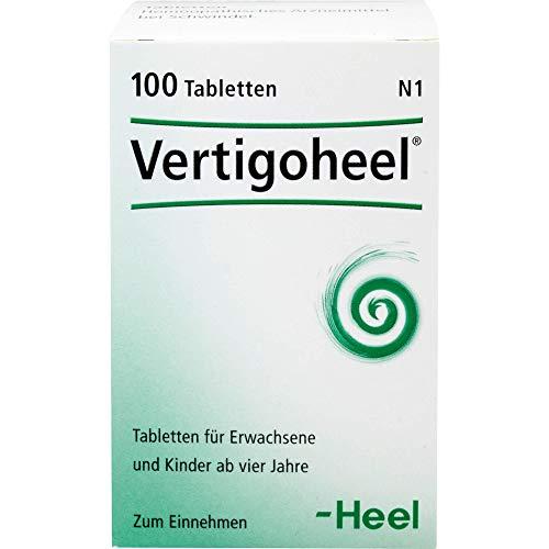 Vertigoheel Tabletten bei Schwindel, 100 St. Tabletten