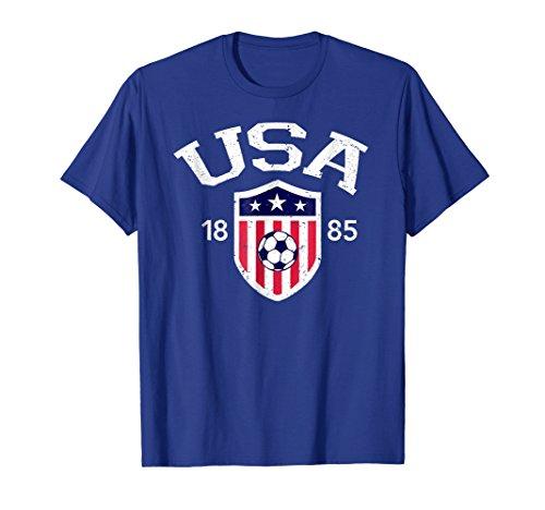 Vintage USA Soccer T-shirt