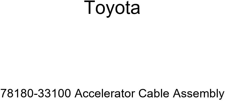 TOYOTA 78180-33100 Accelerator New life Assembly Classic Cable