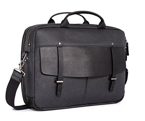 Timbuk2 Hudson Laptop Briefcase, Black, One Size