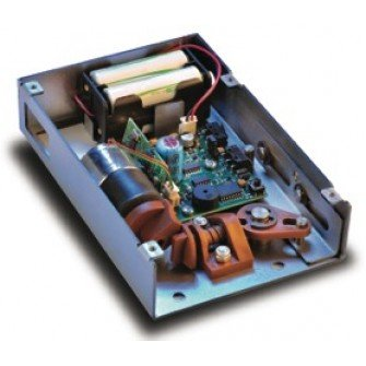 Antifurto sicurezza casa Bloxer Cerutti blocca asta elettronico per serrature a cilindro europeo e a doppia mappa