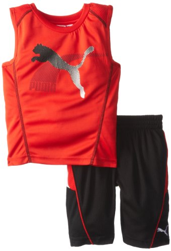 PUMA Little Boys' Boy Swift Perf Set