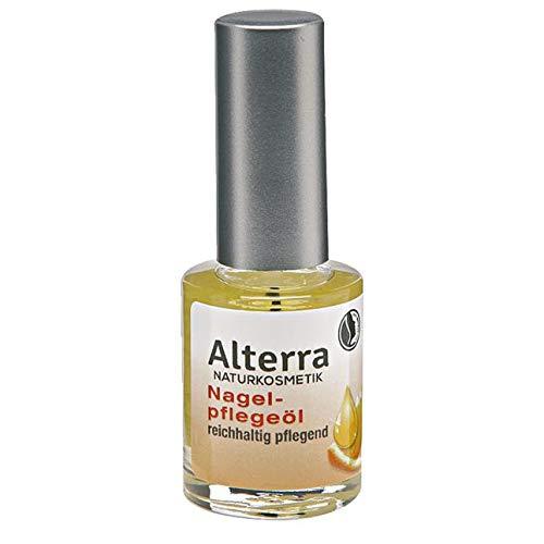 Alterra Nagelpflegeöl 10 ml reichhaltig pflegend, zertifizierte Naturkosmetik, vegan