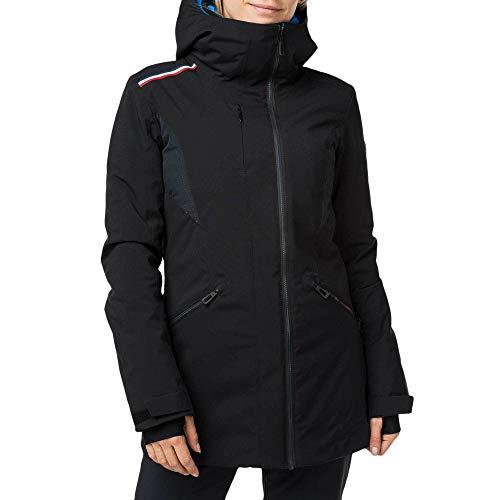 Rossignol Damen Skijacke Cadran Long Jacket L schwarz