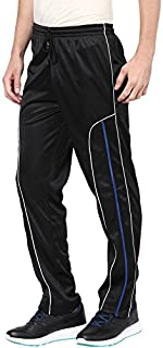AMERICAN CREW Men's Polyester Trackpants