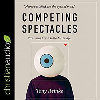 Competing Spectacles audiobook cover art