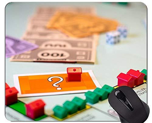 Yanteng Tappetino per Mouse Originale Personalizzato, Tappetino per Mouse da Ufficio da Paragrafo Dollar Build