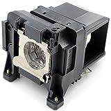Original ELPLP89 / V13H010L89 ErsatzProjektorlampe Beamerlampe NSHA 250W Glühlampe mit Gehäuse für EPSON EH-TW7300 EH-TW8300 EH-TW8300W EH-TW9300 EH-TW9300W H710C H711C H713C H714C H715C Projektoren