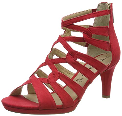 Tamaris dames 1-1-1-28353-22 Peeptoe sandalen