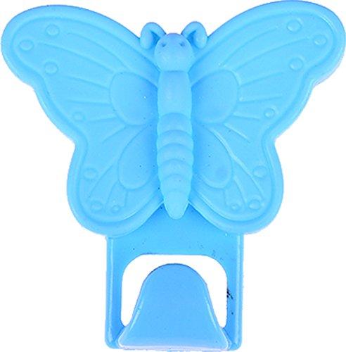 Unbekannt Butterfly Schmetterling Haken Handtuchhalter Bath Room Hook - Grün Rockabilly