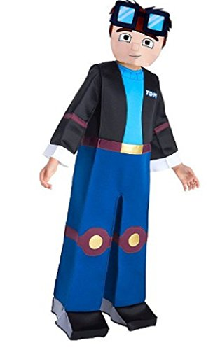 Palamon Boys' Tube Heroes Hero Gaming Dan TDM Costume Small 4-6X